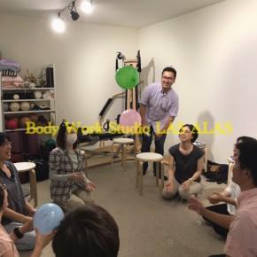 視る力→生きる力〜ビジョントレーニング トラの穴編4回目の様子